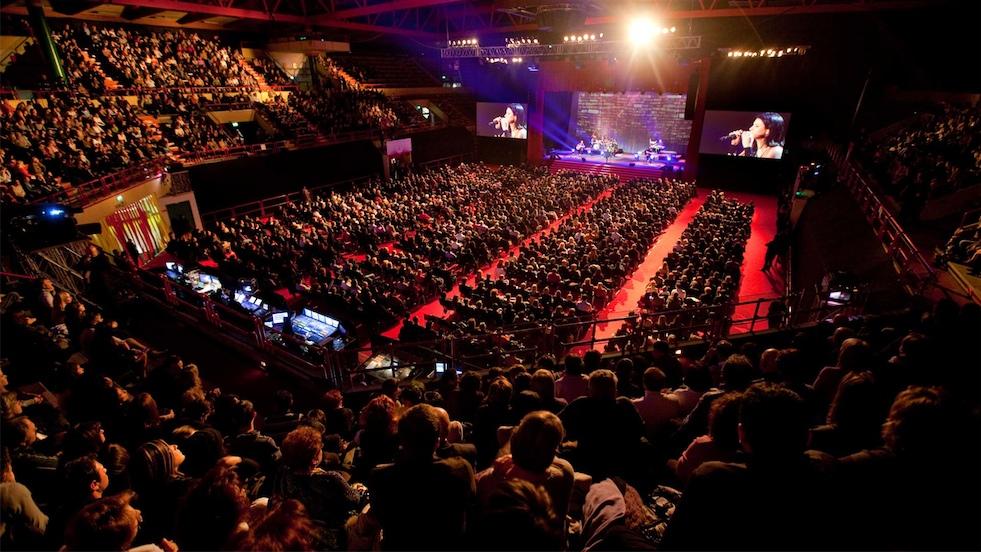 organizzazione evento corporate per conad