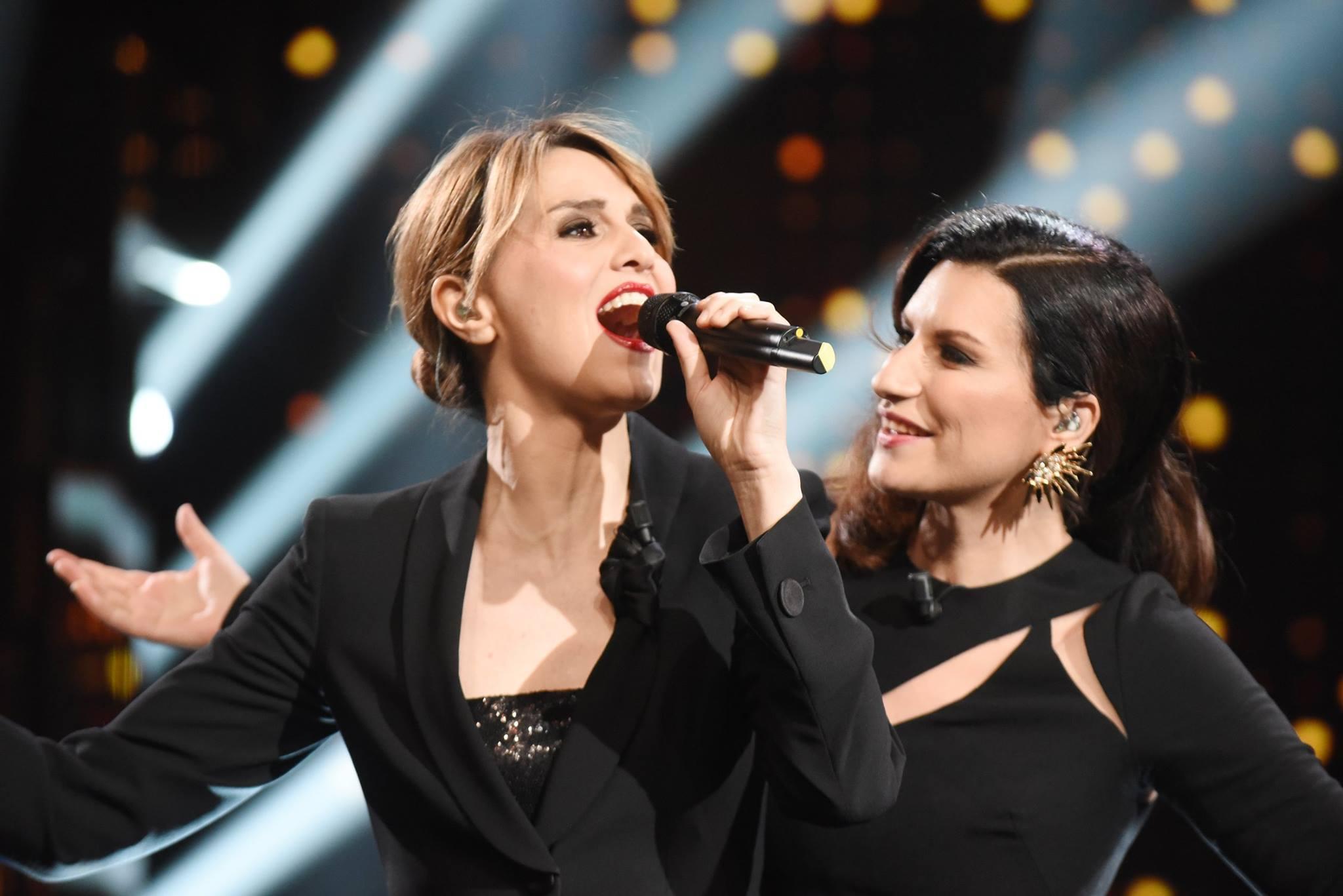 Laura & Paola Rai Uno programma TV Free Event produzione intrattenimento management 3