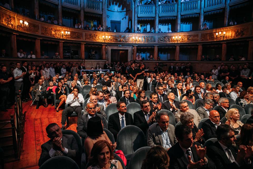 Organizzare una convention di successo: Free Event per Bucci Industries.