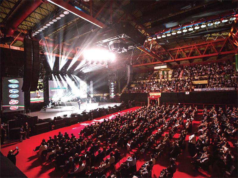 Convention Conserve Italia 40 anni