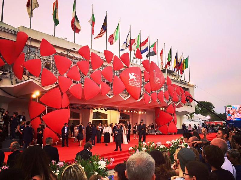 Mostra arte cinematografica a Venezia