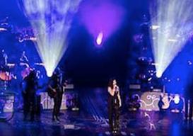 organizzazione evento musicale per laura pausini