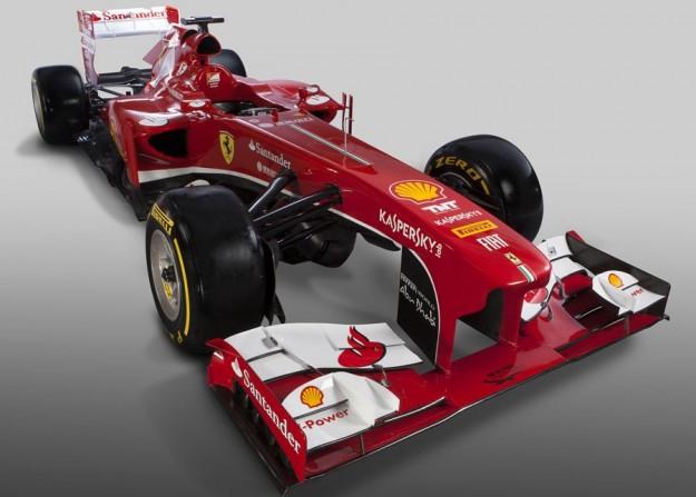 Ferrari 2013: presentazione web della F138