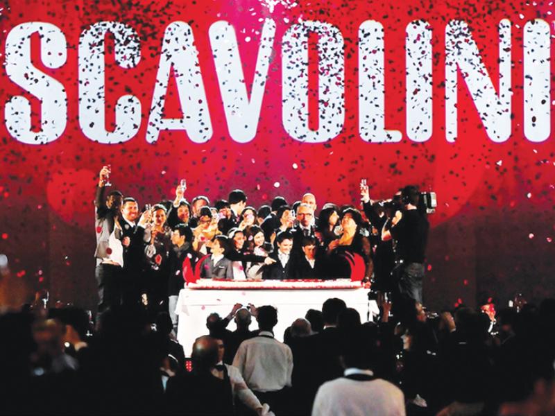 Convention Scavolini organizzata da Free Event